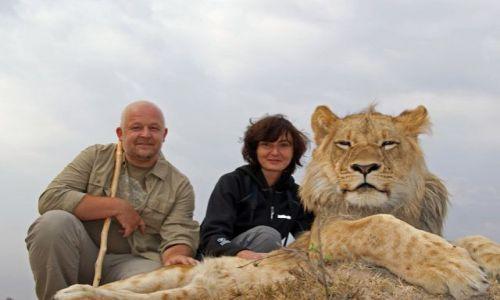 ZIMBABWE / Afryka / Gweru / Antelope Park
