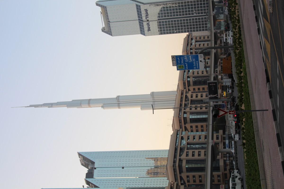 Zdjęcia: Dubaj, Miasto w Zjednoczonych Emiratach Arabskich, Burj Khalifa , ZJEDNOCZONE EMIRATY ARABSKIE