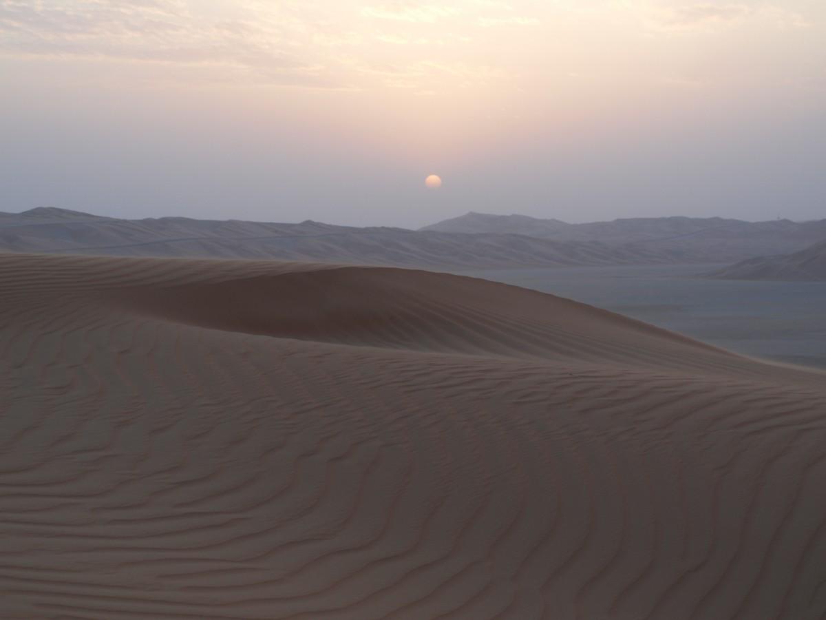 Zdjęcia: Um az Zamul, emirat Abu Zabi, pustynia Ar-Rab al-Chali, ZJEDNOCZONE EMIRATY ARABSKIE