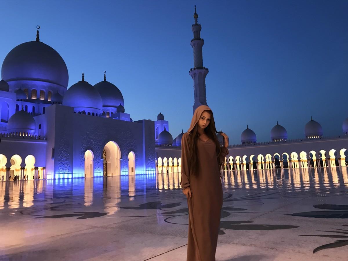 Zdjęcia: Zeyed Mosque, Abu Dhabi , Meczet, ZJEDNOCZONE EMIRATY ARABSKIE