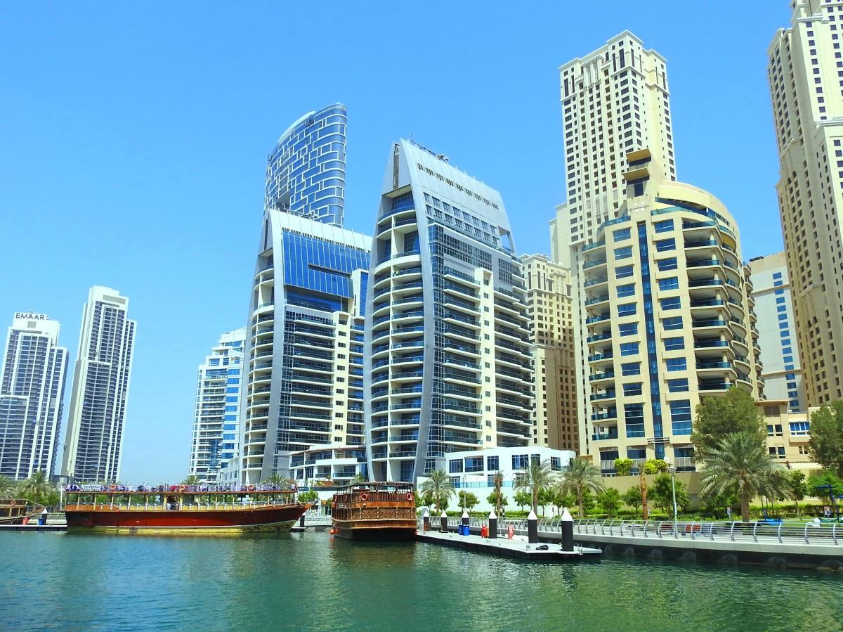 Zdjęcia: Dubaj, Dubaj, Osiedle Marina, ZJEDNOCZONE EMIRATY ARABSKIE