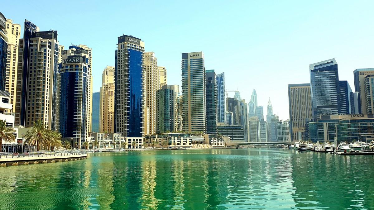 Zdjęcia: Dubaj, Dubaj, Marina, ZJEDNOCZONE EMIRATY ARABSKIE