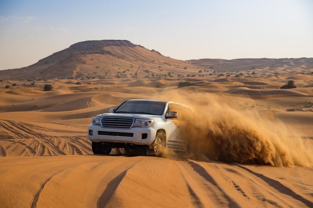 Zdjęcia: ---, ---, Dubaj pustynia, ZJEDNOCZONE EMIRATY ARABSKIE