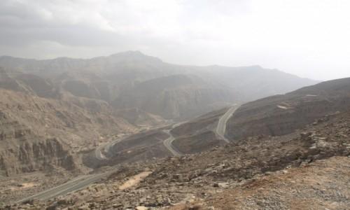 Zdjęcie ZJEDNOCZONE EMIRATY ARABSKIE / Ras al-Chajma / góry Al-Hadżar / góry Al-Hadżar