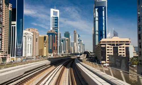 ZJEDNOCZONE EMIRATY ARABSKIE / Dubai / Dubai / Dubai