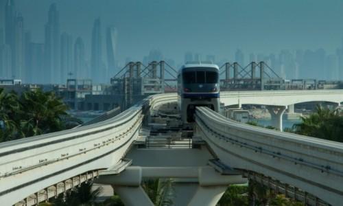Zdjęcie ZJEDNOCZONE EMIRATY ARABSKIE / Dubai / Dubai / Dubai