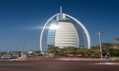 ZJEDNOCZONE EMIRATY ARABSKIE / Dubai / Dubai / Burj Al Arab Jumeirah