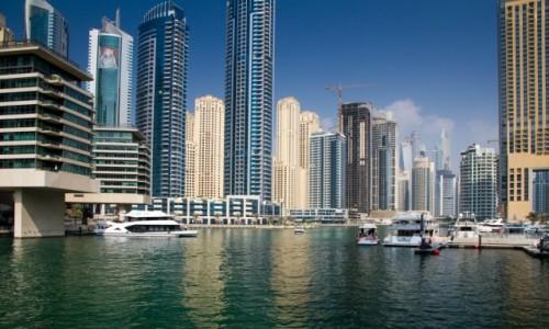 ZJEDNOCZONE EMIRATY ARABSKIE / Dubai / Dubai / Nowa Wenecja?