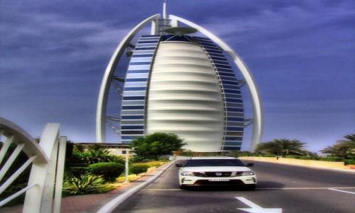 ZJEDNOCZONE EMIRATY ARABSKIE / - / Dubaj / Burd al Arab