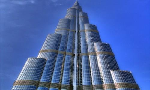 ZJEDNOCZONE EMIRATY ARABSKIE / - / Dubaj / Bury Khalifa