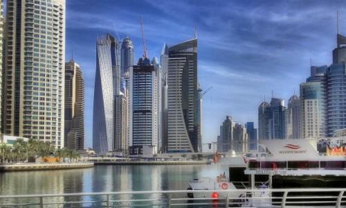 ZJEDNOCZONE EMIRATY ARABSKIE / - / Dubaj / Dubaj Marina