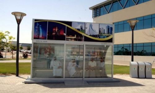 ZJEDNOCZONE EMIRATY ARABSKIE / Azja / Dubaj / Przystanek w Dubaju