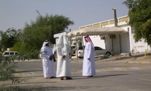 ZJEDNOCZONE EMIRATY ARABSKIE / Emirat Abu Zabi / Ghayathi  / Emiratczycy