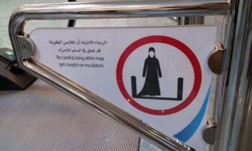 ZJEDNOCZONE EMIRATY ARABSKIE / Emirat Abu Zabi / Abu Zabi / UWAGA !!!