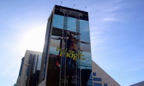 ZJEDNOCZONE EMIRATY ARABSKIE / Emirat Dubaj / Dubaj / Kinomatografia