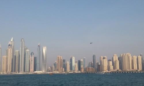 Zdjecie ZJEDNOCZONE EMIRATY ARABSKIE / Emirat Dubaj / Dubaj / Dubaj - Marina