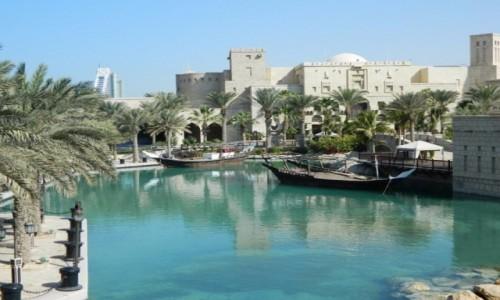 Zdjęcie ZJEDNOCZONE EMIRATY ARABSKIE / Emirat Dubaj / Dubaj / Souk Madinat Jumeirah. Dubaj