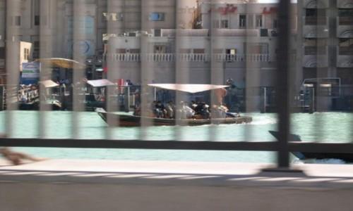 ZJEDNOCZONE EMIRATY ARABSKIE / Emirat Dubaj / Dubaj / Abras