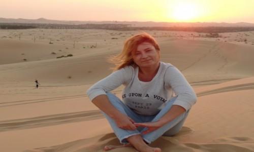 Zdjecie ZJEDNOCZONE EMIRATY ARABSKIE / Abu Dhabi  / Abu Dhabi  / pustynia