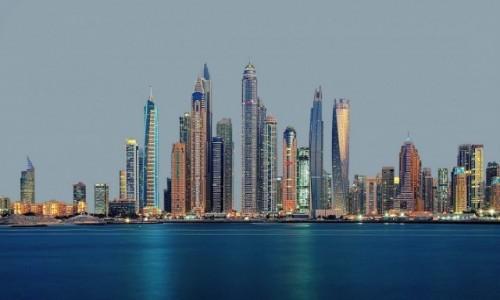 Zdjecie ZJEDNOCZONE EMIRATY ARABSKIE / Dubaj / Marina / Dubaj