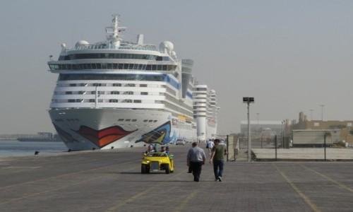 Zdjęcie ZJEDNOCZONE EMIRATY ARABSKIE / Dubaj / Dubaj / Rejs po Zatoce Perskiej