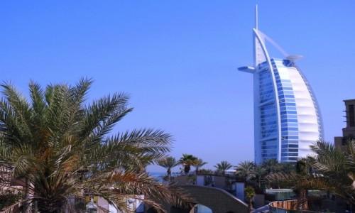 Zdjecie ZJEDNOCZONE EMIRATY ARABSKIE / Dubaj / Dubaj / Hotel Żagiel