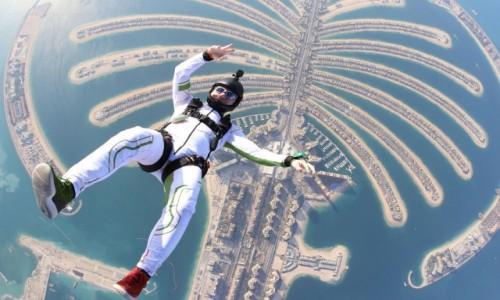 Zdjecie ZJEDNOCZONE EMIRATY ARABSKIE / --- / --- / Dubaj skydive
