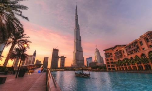 Zdjecie ZJEDNOCZONE EMIRATY ARABSKIE / --- / --- / Dubaj  Burj Khalifa