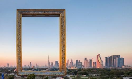 Zdjecie ZJEDNOCZONE EMIRATY ARABSKIE / --- / --- / Dubaj Frame