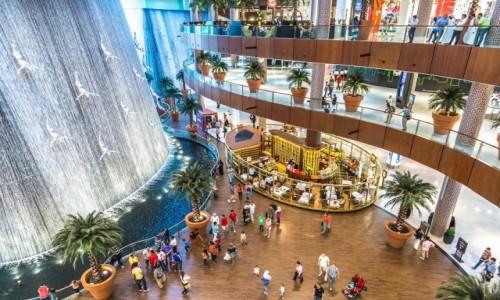 Zdjecie ZJEDNOCZONE EMIRATY ARABSKIE / --- / --- / Dubaj Mall