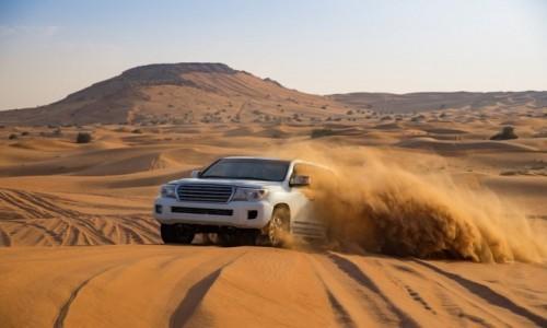 Zdjecie ZJEDNOCZONE EMIRATY ARABSKIE / --- / --- / Dubaj pustynia